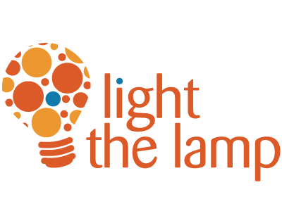 light the lamp logo