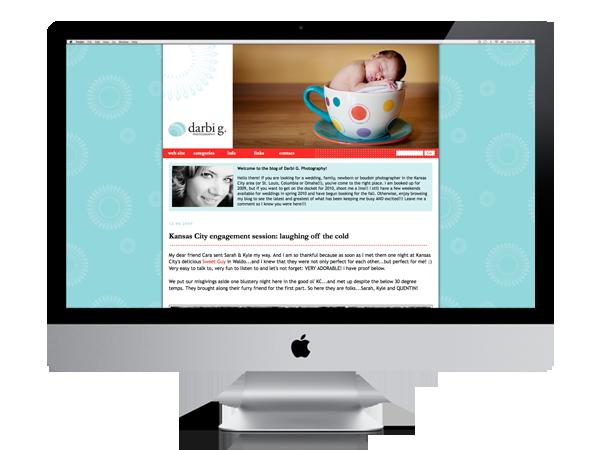 darbi g new blog