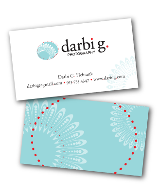 darbi g business cards
