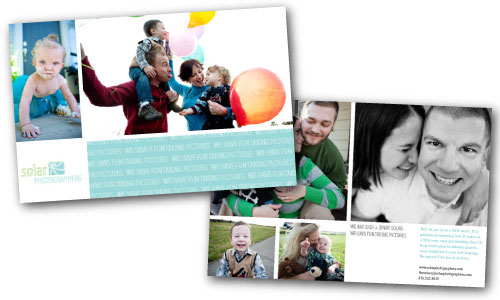 Free Postcard Templates And Postcard Examples Mailjoy Photography