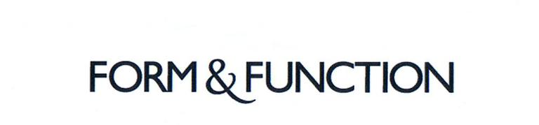 Form & Function old logo