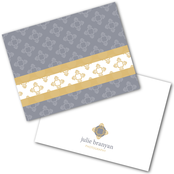 Julie Branyan Photography greeting card