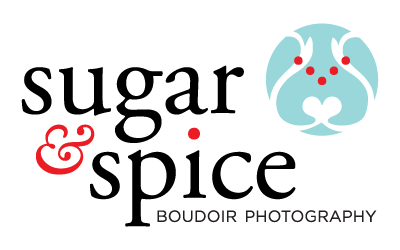 sugar & spice logo designed by a girl named fred