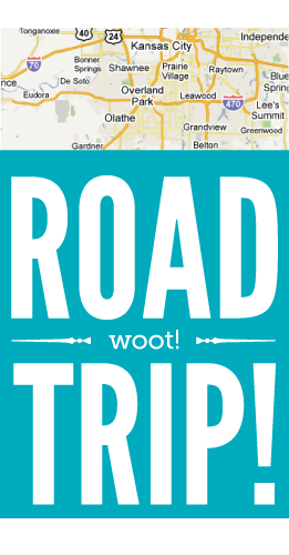 Road Trippin' visual identity