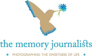 The Memory Journalists logo