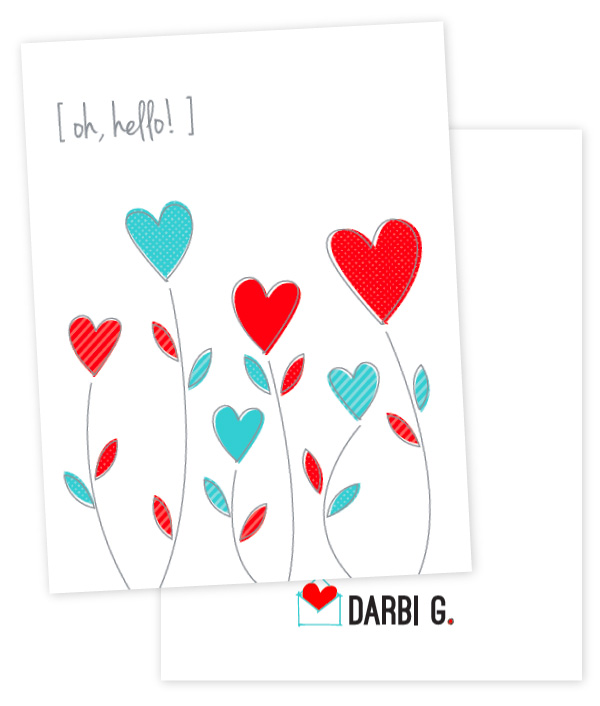 Darbi G. Photography greeting cards