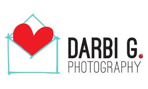 Darbi G. Photography logo