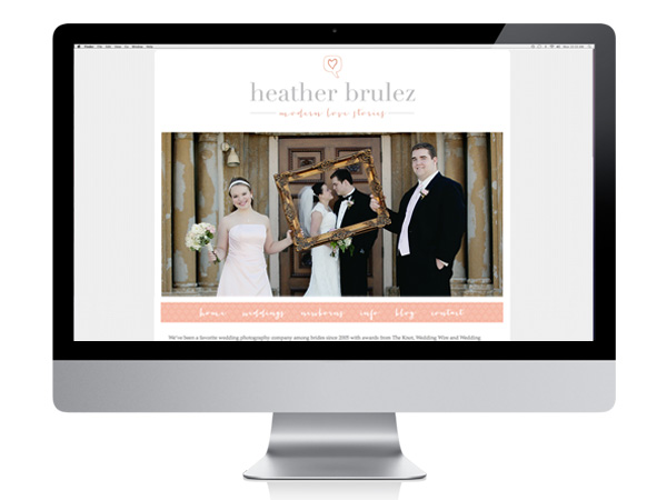 heather brulez photography website