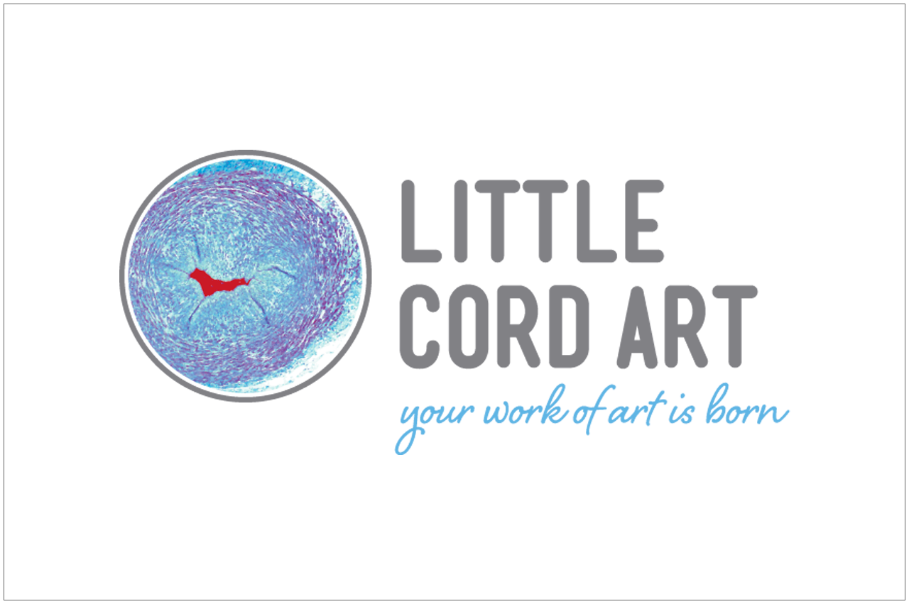 little cord art logo designed by a girl named fred