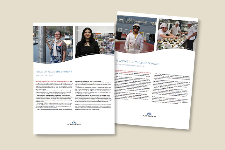 The TK Foundation Student Impact Stories